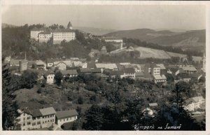 Czech Republic Vimperk na Sumave 03.27
