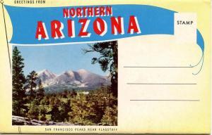Folder -  Arizona, Northern Arizona (11 views + covers)