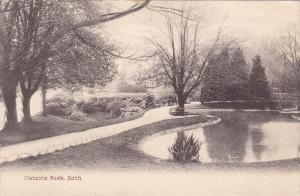 Victoria Park, BATH (Somerset), England, UK, PU-1908