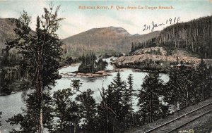 br105816 batiscan river from the la tuque branch quebec canada