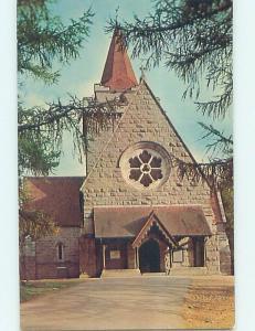 Unused Pre-1980 CRATHIE CHURCH Aberdeen SCOTLAND L4333