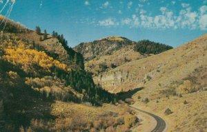 LOGAN Canyon, Utah , 1950-60s