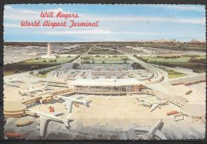 Oklahoma City, Will Rogers World Airport, unused