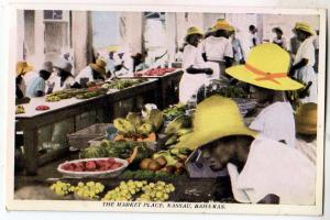 Market Place, Nassau Bahamas