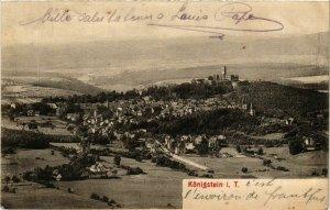 CPA AK Konigstein- GERMANY (949308)