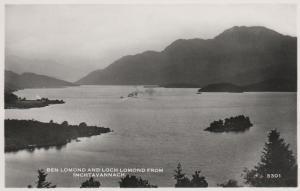 Ben Lomond & Loch Lomond from Inchtavannach - Unused