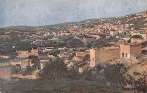 Israel Nazareth General View, Vue Generale