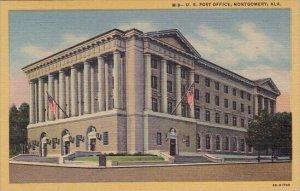 U S Post Office Montgomery Alabama