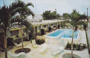 Swimming Pool,  Bates Boynton Lodge,  Boynton Beach,  Florida,   PU_1964