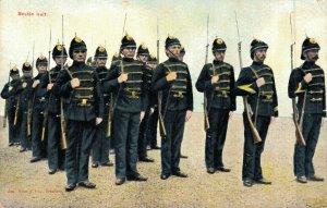 Military Section Halt Officers 04.77