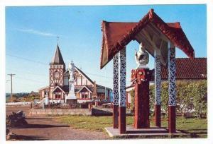 St Faith´s church, Rotorua, New Zealand 60-70s