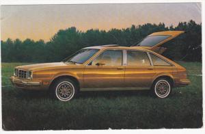 1980 Phoenix LJ 5 Door Hatchback, 1980's