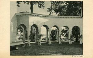 VA - Mt. Vernon, Colonnade