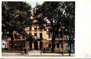 Connecticut Hartford City Hall 1913 Detroit Publishing