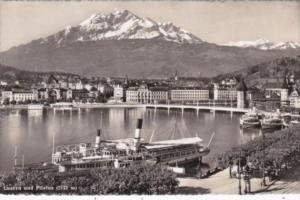 Switzerland Luzern und Pilatus Photo