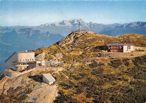 Untersberg bei St Leonhard, Bergstation der Seilbahn Geiereck Restaurant