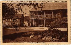 CPA Tesse - la - madeleine .- Pension de famille   (195265)