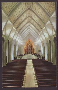 Interior,Cathedral of St Joseph,La Crosse,WI Postcard