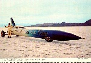 World Land Speed Record Blue Flame 23 October 1970 Bonneville Sal...