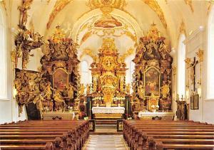 Maria Geburt in Galtuer Pfarrkirche Church Interior Eglise