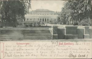 Bad Homburg Kurhausterrasse
