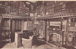 The Study, Abbotsford House, Melrose, Scotland, United Kingdom, 10-20s