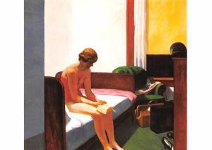 Edward Hopper - Hotel Room