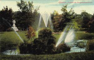 Fontein En Burgemeestervaus, Alkmaar (North Holland), Netherlands, 1900-1910s