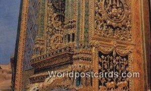 Emerald Buddha Temple Bangkok Thailand Unused