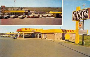 7317  OK  El Reno   Western Sands Motel