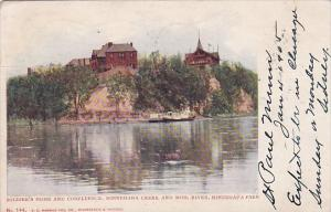 Minnesota St Paul Soldiers Home and Confluence 1905