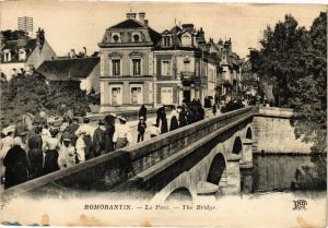 CPA ROMORANTIN - Le Pont (208485)