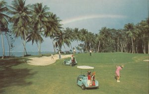 DORADO, Puerto Rico, 40-60s; Dorado Beach Hotel , East Golf Course