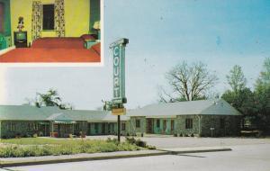 ASHEVILLE, North Carolina, 40-60s; Hamiltonian Court