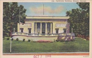 The Cyclorama Building At Grant Park Atlanta Georgia