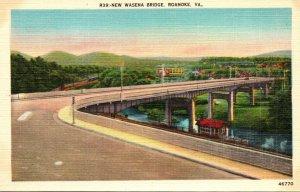 Virginia Roanoke New Wasena Bridge
