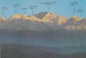 Himalaya Mountains, Between India and Nepal, 50-70's