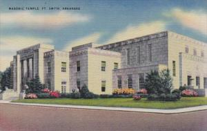 Arkansas Fort Smith Masonic Temple