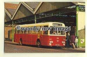 tm5467 - St Helens Corporation Bus no 292 to Prescot - postcard