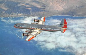 American Airlines Airplane 1959