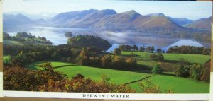 England Derwent Water and Cat Bells - posted