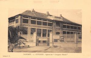 Benin Dahomey Cotonou Agence des Chargeurs Reunis