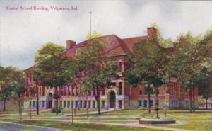 Indiana Valparaiso Central School Building