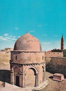 Ascension Place Jerusalem, 1950-1960s