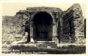 Real photo, Chapel Ruins