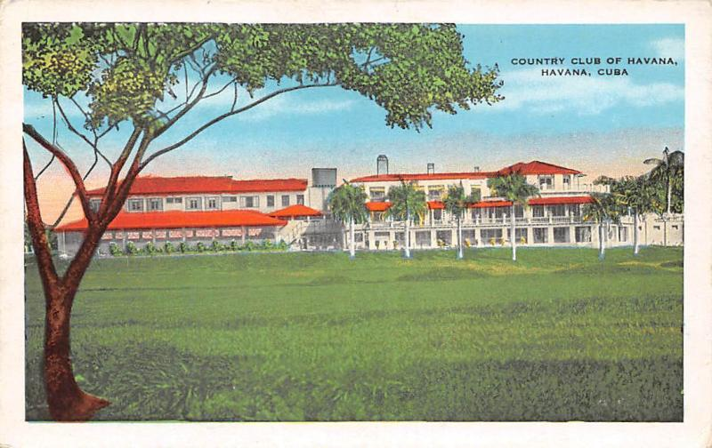 Cuba, Habana, Country Club of Havana, golf, swimming pool