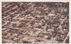 Airplane view, Cheyenne, Wyoming,PU-1941