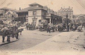 LONDON , England , 00-10s ; Covent Garden Market