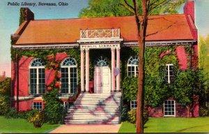 Ohio Ravenna Public Library