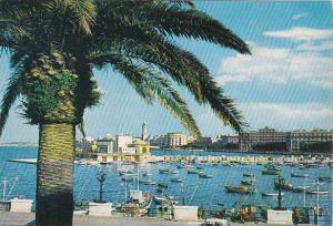 BARI, Baoting Club Barion and quay, Puglia, Italy, 50-70s